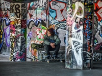 Graffiti, Games and Hip-Hop Culture Worldwide